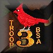 Troop 3 Logo